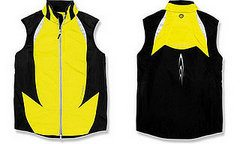 Wind-stopper vests