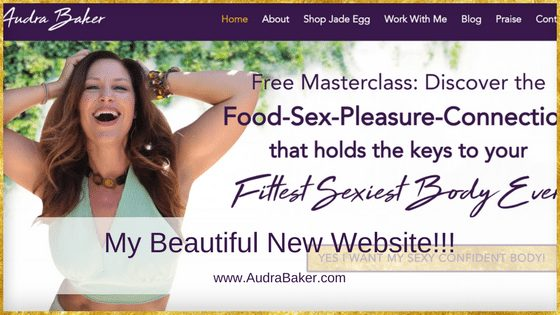 My Beautiful New Website!!! (and free #Lovebomb Masterclass for YOU!)